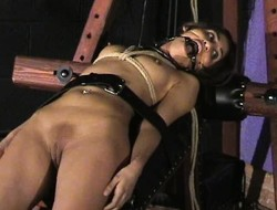 Sahara Knite humiliating face thraldom and spanked