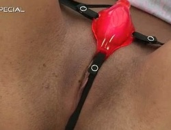 Great amazing indian foxy working solo