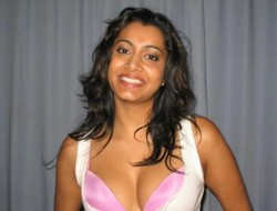 Desi Chick Covered In Boyfriend',s Load