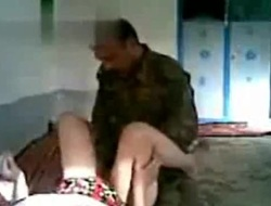 Indian Soldier Fucks Pakistani village woman