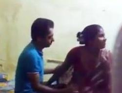 Bangla shy gf boob engulf and pussy lick